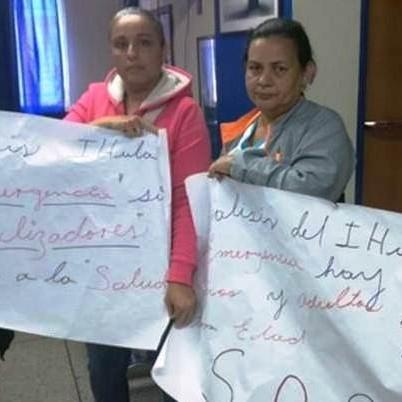 Diario Frontera, Frontera Digital,  DIÁLISIS, IAHULA, Salud, ,En el Iahula solo funcionan 2 máquinas para hemodialisis