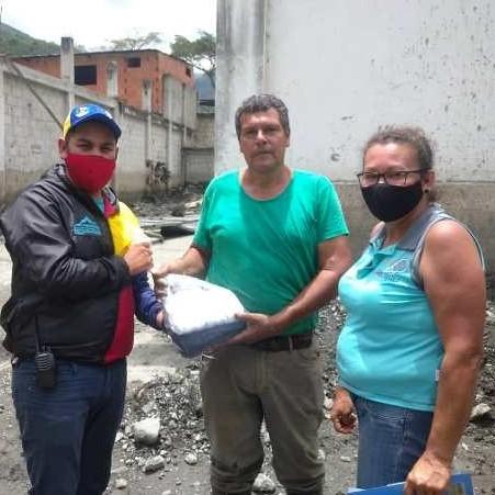 Diario Frontera, Frontera Digital,  PROTECCIÓN SOCIAL, CORPOMÈRIDA, Regionales, ,Protección Social entregó ropa nueva a las familias damnificadas de Tovar