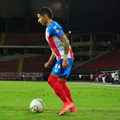"""Frontera Digital,  ESTUDIANTES DE MÉRIDA F.C., Deportes,  Johandry Hidalgo: """"El equipo está listo  para el importante reto que se nos viene ante Zulia"""""""