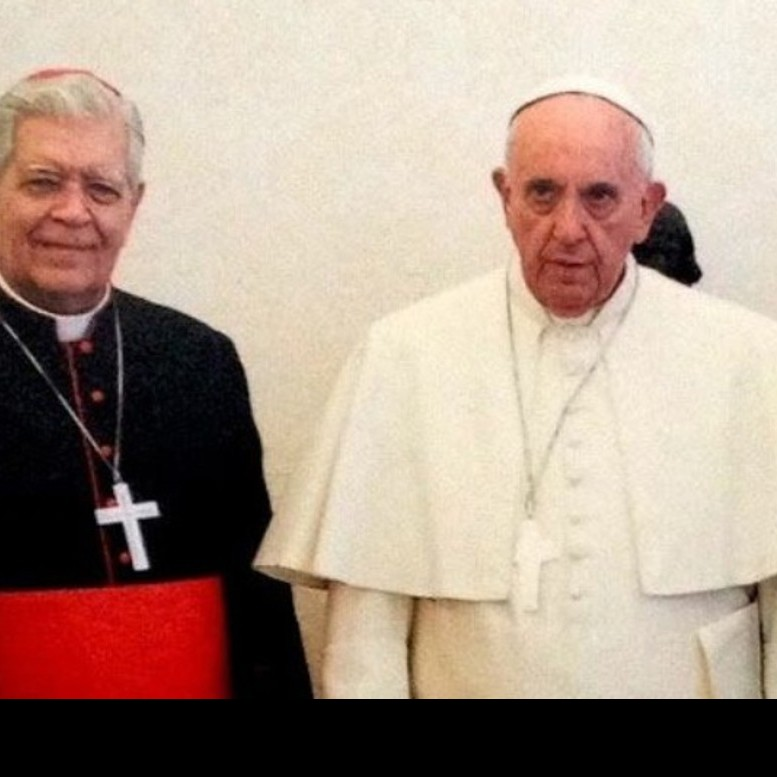Frontera Digital,  JORGE UROSA SAVINO, Nacionales,  CEV notifica al papa Francisco  la muerte del cardenal Urosa Savino