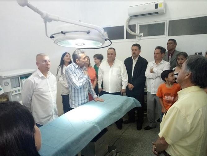 Diario Frontera, Frontera Digital,  TABAY, Páramo, ,Santos Marquina cuenta con quirófano en su ambulatorio