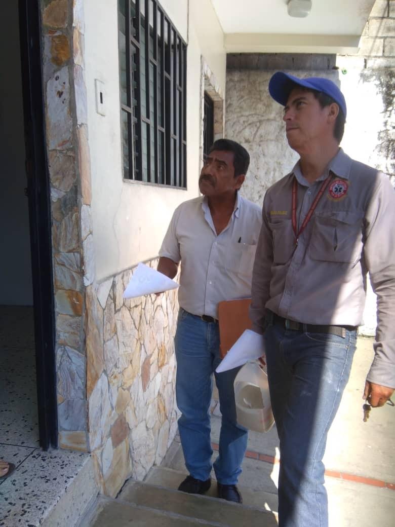 Diario Frontera, Frontera Digital,  GOBIERNO DE MÉRIDA, Salud, ,Intensifican operativos de control y prevención contra el dengue en Tovar