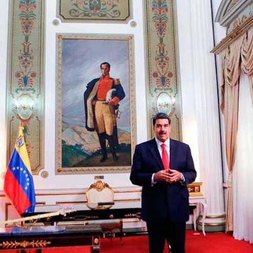 Diario Frontera, Frontera Digital,  NICOLÁS MADURO, Politica, ,Maduro: Venezuela dio un contragolpe a EEUU
