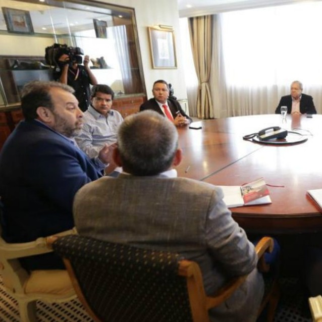 Diario Frontera, Frontera Digital,  BERTUCCI, Politica, ,Bertucci anuncia que Mesa de Diálogo Nacional  liberó a 14 personas detenidas