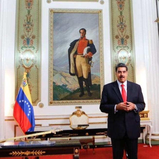 """Diario Frontera, Frontera Digital,  NICOLÁS MADURO, Politica, ,Maduro llama a Pompeo """"payaso fracasado"""" por apoyo de EEUU a Guaidó"""