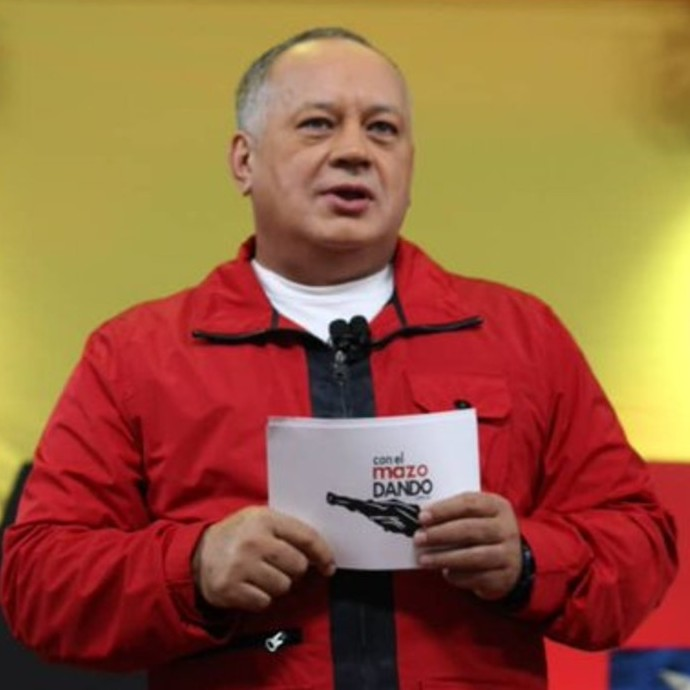 Diario Frontera, Frontera Digital,  DIOSDADO CABELLO, Politica, ,Cabello pone a la orden la ANC para reinstitucionalizar el Parlamento