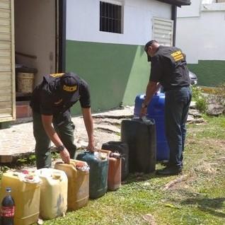 Diario Frontera, Frontera Digital,  BANDA, GASOLINA, Sucesos, ,Desmantelada banda que revendía combustible  en terminal de pasajeros de Mérida