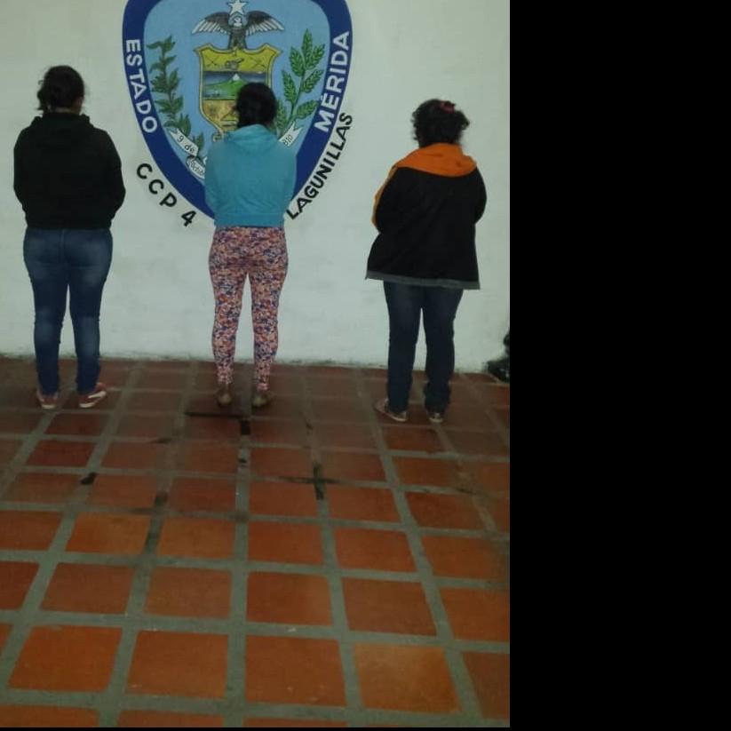 Diario Frontera, Frontera Digital,  LAGUNILLAS, Sucesos, ,Tres ciudadanas aprehendidas por el delito de lesiones personales en Lagunillas