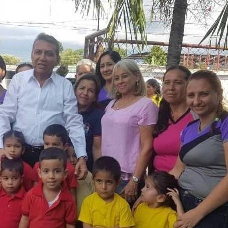 Diario Frontera, Frontera Digital,  GOBIERNO DE MÉRIDA, Panamericana, ,U. E. María Antonia Campo tiene en la gobernación una mano amiga