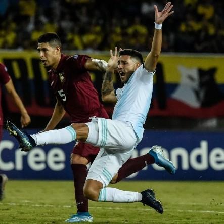 Diario Frontera, Frontera Digital,  vinotinto, sub23, Deportes, ,La Vinotinto se despidió del Preolímpico  con una dolorosa derrota ante Argentina