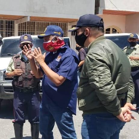 Diario Frontera, Frontera Digital,  SEGURIDAD, ALCALD+ÍA DE CAMPO ELÍAS, Regionales, ,SIMÓN FIGUEROA MANTIENE SUPERVISIÓN PERMANENTE  A UNIDADES DE LA POLICÍA MUNICIPAL