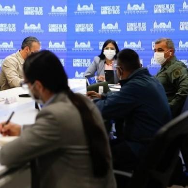 Diario Frontera, Frontera Digital,  CONSEJO DE MINISTROS, Nacionales, ,Vicepresidenta encabezó reunión  del Consejo de Ministros para discutir políticas públicas