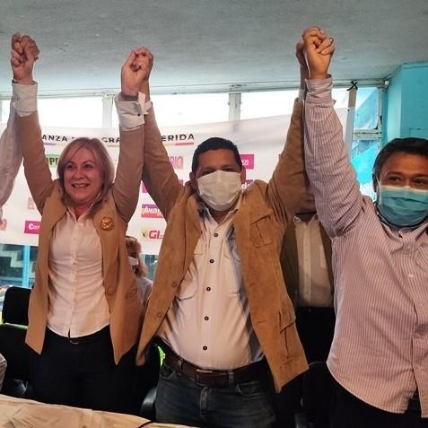 Diario Frontera, Frontera Digital,  CANDIDATOS CIRCUITO 3, MÉRIDA, Politica, ,Alianza Democrática en el circuito 3 de #Mérida  presentó comando de campaña