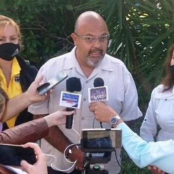 """Diario Frontera, Frontera Digital,  PRIMERO VENEZUELA, Politica, ,Carlos Morales: """"El Abstencionismo viene cayendo,  ya que  hay un pueblo que desea ir votar el 6D"""""""