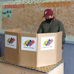 Diario Frontera, Frontera Digital,  JUVENTUD, SIMULACRO, Politica, ,Juventud merideña respondió al simulacro electoral este domingo