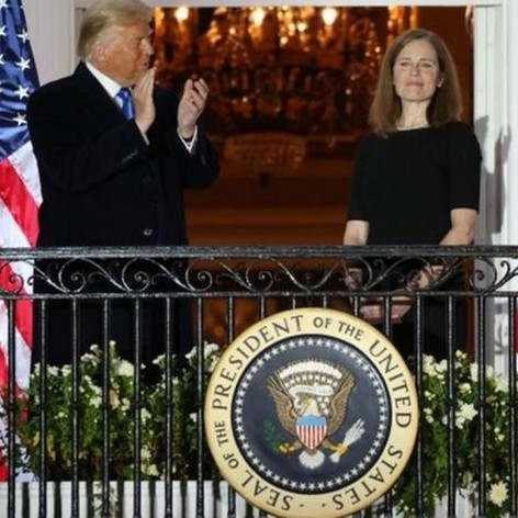 Diario Frontera, Frontera Digital,  JUEZA BARRETT, Internacionales, ,Trump gana el Supremo con jueza Barrett: 5 cosas que pueden cambiar en EEUU