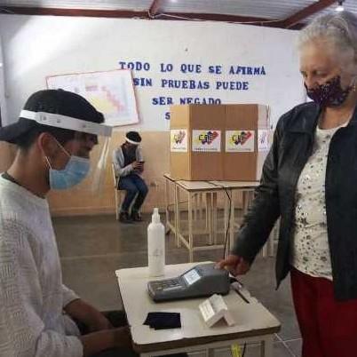 Diario Frontera, Frontera Digital,  MUNICIPIO RANGEL, MÉRIDA, Páramo, ,Más de 260 rangelenses participaron  en Simulacro electoral convocado por el CNE