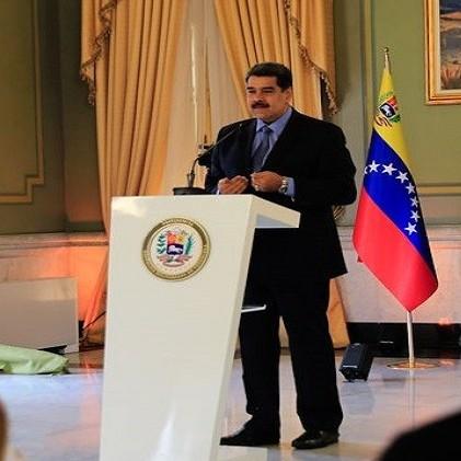 Diario Frontera, Frontera Digital,  N. MADURO, Nacionales, ,Maduro reitera voluntad de diálogo  con quien resulte electo presidente en EEUU