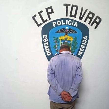 Diario Frontera, Frontera Digital,  DETENIDO, Sucesos, ,POLICÍA CAPTURO A PROGENITOR  POR ABUSO SEXUAL CONTINUADO A SUS HIJAS   EN TOVAR
