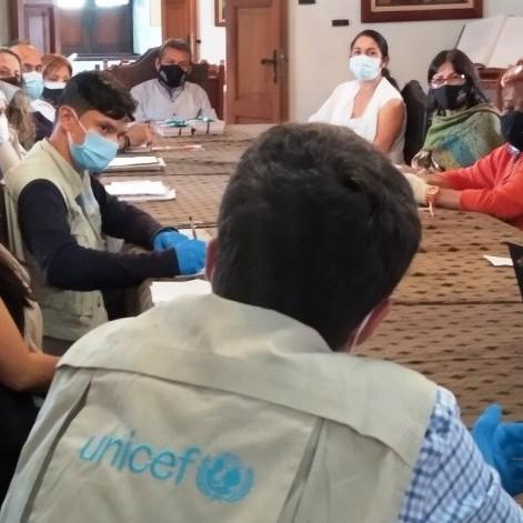 Diario Frontera, Frontera Digital,  GOBIERNO DE MÉRIDA, UNICEF, Regionales, ,Gobierno regional y Unicef  amplían acuerdos de cooperación en el área de salud