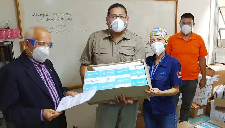 Diario Frontera, Frontera Digital,  COVID-19, Salud, ,Llegó Remdesivir al Iahula para pacientes COVID-19