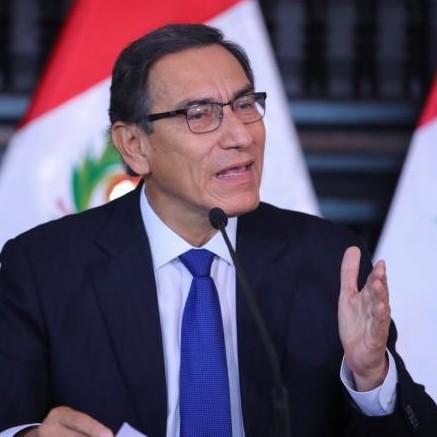 Diario Frontera, Frontera Digital,  MARTÍN VIZCARRA, Internacionales, ,Congreso de Perú someterá a Vizcarra a un nuevo juicio de destitución
