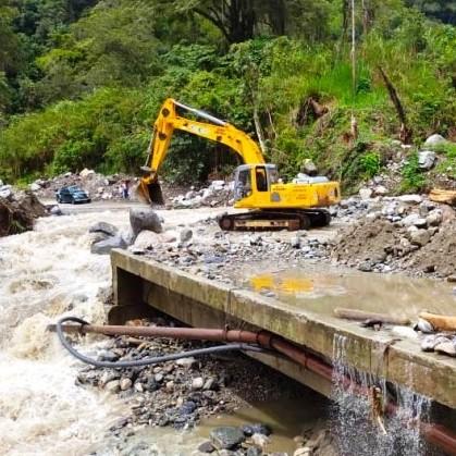 Diario Frontera, Frontera Digital,  CORPOMÉRIDA, Regionales, ,Gobierno Bolivariano se mantiene alerta ante constantes precipitaciones