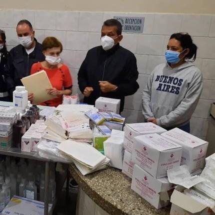 Diario Frontera, Frontera Digital,  GOBIERNO DE MÉRIDA, Regionales, ,Gobierno de Mérida fortalece sector salud en la entidad andina con diferentes visitas