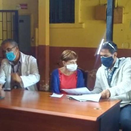 """Diario Frontera, Frontera Digital,  CORPOSALUD, GOBIERNO DE MÉRIDA, Salud, ,Margarita De Aguirre: """"La prevención es nuestra defensa contra la COVID-19"""""""