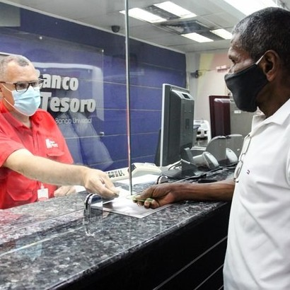 Diario Frontera, Frontera Digital,  BANCO DEL TESORO, Nacionales, ,Banco del Tesoro inicia semana  de flexibilización con apertura de 105 oficinas