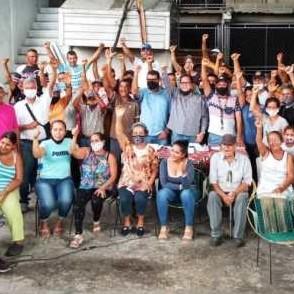Diario Frontera, Frontera Digital,  COMANDO CONSULTA POPULAR, Panamericana, ,CONFORMARON COMANDO DE CAMPAÑA PARROQUIAL  DE LA CONSULTA POPULAR EN HÉCTOR AMABLE MORA