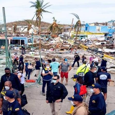 Diario Frontera, Frontera Digital,  HURACÁN IOTA, Internacionales, ,Declaran situación de desastre en islas afectadas por Iota