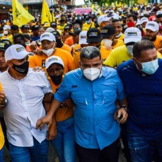 """Diario Frontera, Frontera Digital,  LUIS PARRA, Politica, ,Luis Parra: """"El 6-D se materializará  el cambio político en Venezuela"""""""