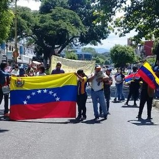 Diario Frontera, Frontera Digital,  PROTESTA DE DOCENTES EN EL VIGÍA, Panamericana, ,DOCENTES VIGÍENSES MARCHARON  Y PROTESTARON A FAVOR DEL SECTOR SALUD