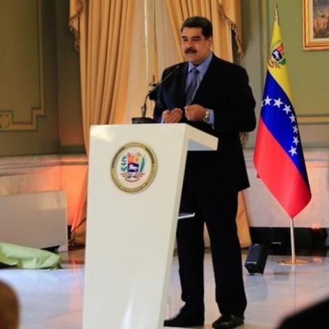 Diario Frontera, Frontera Digital,  NICOLÁS MADURO, Nacionales, ,Maduro reitera disposición al diálogo con Estados Unidos