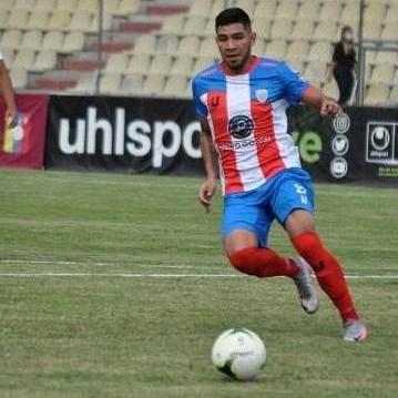 Diario Frontera, Frontera Digital,  ESTUDIANTES DE MÉRIDA F.C., Deportes, ,José Rivas sobresale como el goleador del rojiblanco en la Liga FUTVE
