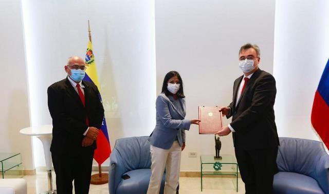 Diario Frontera, Frontera Digital,  VACUNA SPUTNIK V, VENEZUELA, COVID-19, RUSIA, Nacionales, Salud, ,Maduro agradece a Putin firma de convenio para iniciar vacunación en Venezuela