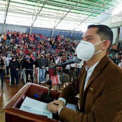 """Diario Frontera, Frontera Digital,  JESÚS ARAQUE, Regionales, ,Jesús Araque: """"Este año el CLEBM otorgó  más de 1,5 billones de bolívares a la Gobernación"""""""