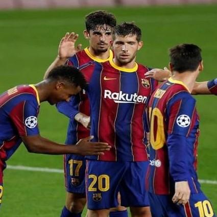 Diario Frontera, Frontera Digital,  BARCELONA, Deportes, ,El Barcelona remontó y se impuso a la Real Sociedad