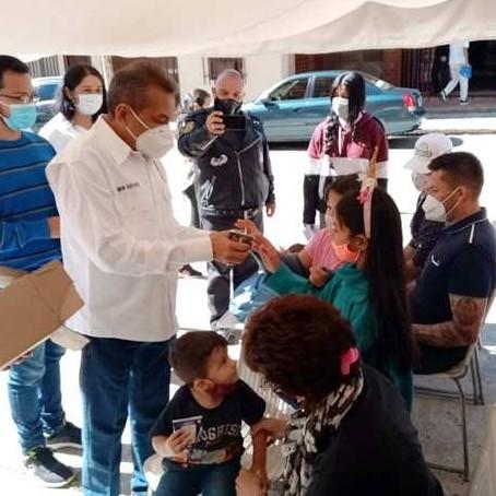 Diario Frontera, Frontera Digital,  Funnjomer, Regionales, ,Funnjomer realizó operativo de atención médica integral  para niños y madres gestantes