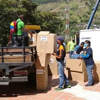 Diario Frontera, Frontera Digital,  ENTREGA DE JUGUETES, Regionales, ,Entregan juguetes a las Ubch de Mérida para los niños de sus comunidades