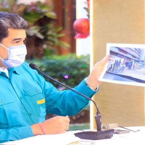 Diario Frontera, Frontera Digital,  NICOLÁS MADURO, Nacionales, ,Maduro reitera llamado a cumplir medidas de bioseguridad