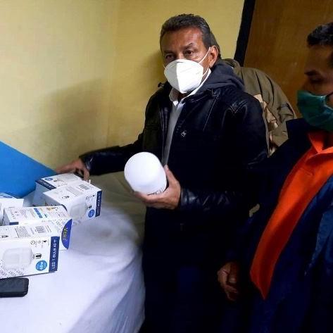 Diario Frontera, Frontera Digital,  SAN CIRSTÓBAL DE TORONDOY, Panamericana, ,Ambulatorio de San Cristóbal de Torondoy recibió dotación de insumos