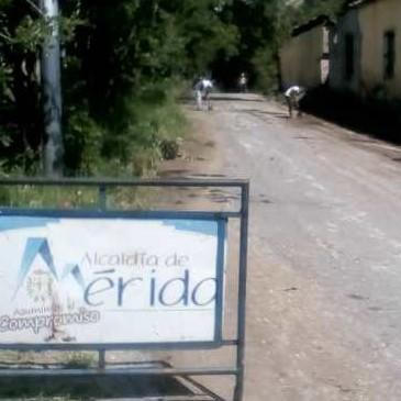 Diario Frontera, Frontera Digital,  ALCALDÍA DE MÉRIDA, Regionales, ,Alcides Monsalve: Nadie nos va a detener  en nuestro trabajo por Mérida y los merideños