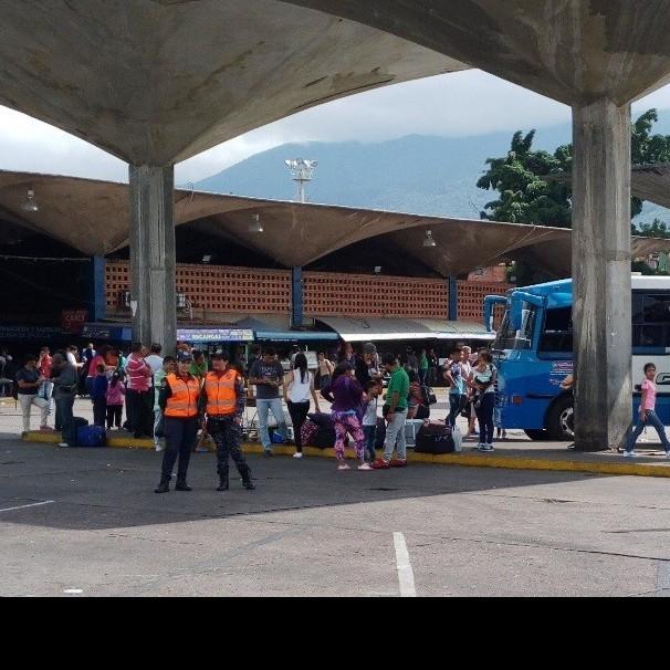 Diario Frontera, Frontera Digital,  TERMINAL DE SAN CRISTÓBAL, TÁCHIRA, Nacionales, ,Suspenden viajes interurbanos hacia Táchira por repunte del coronavirus