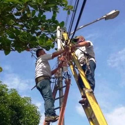 Diario Frontera, Frontera Digital,  CANTV, Panamericana, ,Cantv restituyó servicios a 200 suscriptores de El Vigía