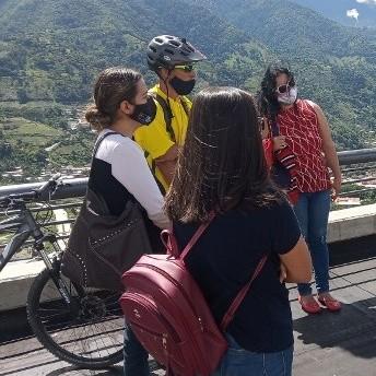 Diario Frontera, Frontera Digital,  Fundación Programa Andes Tropicales, Regionales, ,Curso de familiarización turística  con los Pueblos del Sur llega a su sexta semana