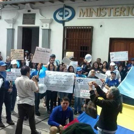 Diario Frontera, Frontera Digital,  ODH - ULA, Regionales, ,Destitución de fiscales en Venezuela  será presentada por el ODH-ULA en audiencias de la CIDH