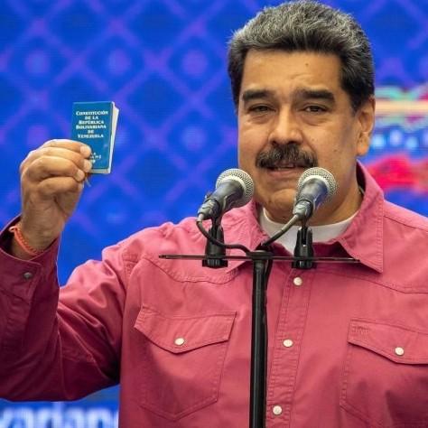 Diario Frontera, Frontera Digital,  NICOLÁS MADURO, Politica, ,Maduro celebra «gigantesca» victoria en comicios