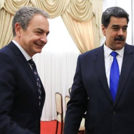 Diario Frontera, Frontera Digital,  JOSÉ LUIS RODRÍGUEZ ZAPATERO, Internacionales, ,ABC: Zapatero acude a Venezuela a blanquear  la farsa electoral convocada por Maduro